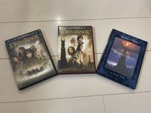 Lord of the Rings trilogy in Okinawa, Japan
