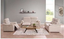 United Furniture - Recliner Set Idro including delivery in Wiesbaden, GE