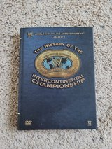 History of the IC Title DVD Set in Camp Lejeune, North Carolina
