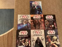 Star Wars MeReader Set of 7 Picture Storybooks with Disney Movie Photos in Cherry Point, North Carolina