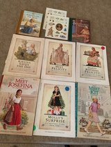 American Girl Chapter Books: 8 Historical Fiction & Stkrs: Based on the AG Dolls in Cherry Point, North Carolina
