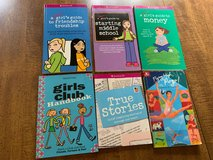 American Girl Nonfiction Guides and Chapter Books: 6 in All in Cherry Point, North Carolina
