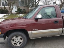 2002 Silverado in Naperville, Illinois