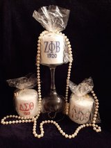 Sorority or Fraternity Candles in Beaufort, South Carolina