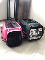 Small pet carrier in Okinawa, Japan