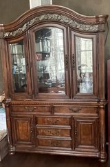 China cabinet table and chairs in Bellaire, Texas