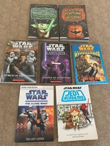 7 Star Wars Children's Chapter Books :Graphic Nov, Choose Own Adv, Origami,... in Cherry Point, North Carolina