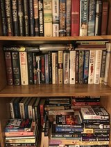 Books...hard and soft covers in Camp Pendleton, California