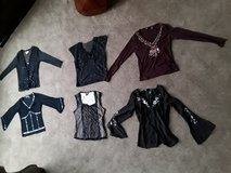 Women's blouses, small and medium in Naperville, Illinois
