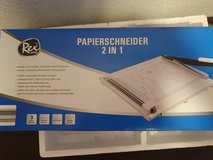 paper cutter- brand new and unused in carton in Stuttgart, GE