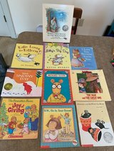 10 Picture Storybooks incl Caldecott Medals, Henkes, Blume, Rylant, Keats, Lionni in Cherry Point, North Carolina