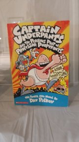 BOOKS - Captain Underpants in Naperville, Illinois