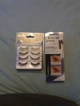 NEW Ardell Glamour Lashes Set & Eylure Black Blending Mascara in Lakenheath, UK