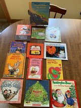 13 Holiday Picture Storybooks -Halloween, Easter, Valentines, Christmas, .. in Cherry Point, North Carolina