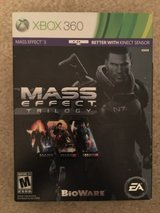 NEW Mass Effect Trilogy XBOX 360 Game in Camp Lejeune, North Carolina
