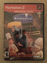 NEW Ratatouille PS2 Game in Camp Lejeune, North Carolina