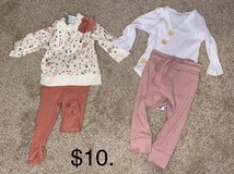 0-3M Baby Girl Clothes, Outfits & Onesies in Kingwood, Texas