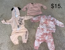 3M Baby Girl Clothes outfits, jogging suits in Kingwood, Texas