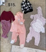 3M Baby Girl Clothes, long sleeve in Kingwood, Texas
