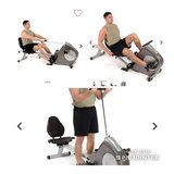 Stamina Rower Bike Conversion Retail $800 in Hampton, Virginia