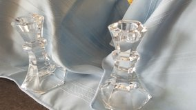 Crystal Candle Holders in Naperville, Illinois