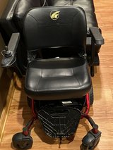 Electric mobility chair in Plainfield, Illinois