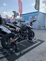 KSR110 Race Bike in Okinawa, Japan