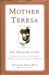 """""""Mother Teresa No Greater Love"""" Hardcover by Moore in Okinawa, Japan"""