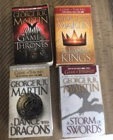 """""""Game of Thrones"""" By George R.R. Martin Books 1-4 in Okinawa, Japan"""