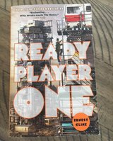 Ready Player One by Ernest Cline (paperback) in Okinawa, Japan