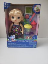 Baby Alive Doll - New -  Blonde doll in Kingwood, Texas