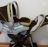 baby CarSeat w/Stroller Free in Ramstein, Germany