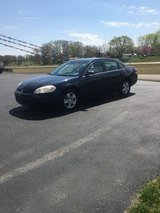 2007 Chevy impala in Fort Leonard Wood, Missouri