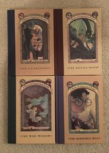 Lemony Snicket-A Series of Unfortunate Events Hardcover Books 1-13 in Camp Lejeune, North Carolina