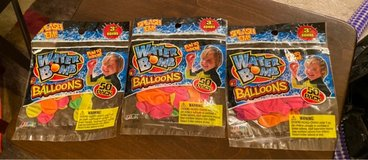 Water Bomb Balloons in Naperville, Illinois