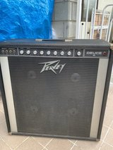 1976 Peavey Deuce II 100 watts  all Tube  4x10 combo Amp (no problem in operation) in Okinawa, Japan