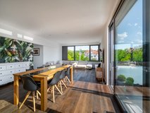 Exclusive high-quality 3.5 room apartment with a breathtaking view over Stuttgart S.GE.53 in Stuttgart, GE