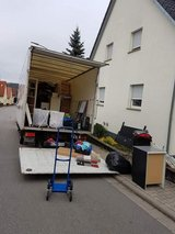 Last MINUTE PCS/MOVING/TRASH HAULING/TRASH REMOVAL/PICK UP And DELIVERY/YARD Work SERVICES in Spangdahlem, Germany