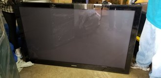 Samsung TV and Stand in Naperville, Illinois