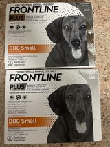 Frontline Plus for dogs up to 22lbs in Fort Leonard Wood, Missouri