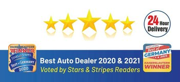 300 PRE OWNED VEHICLES TO CHOOSE FROM in Hohenfels, Germany