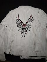 Woman's Harley Davidson Leather Coat. in Fort Campbell, Kentucky