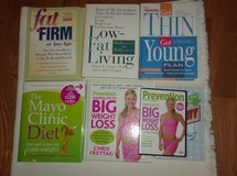 Fat to Firm - Low-Fat Living, etc. Books in Bolingbrook, Illinois