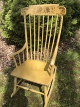 Ethan Allen Rocking Chair in Bolingbrook, Illinois
