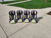 Graco Car Seats w Extending Head Rest in Naperville, Illinois