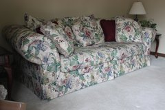 Comfortable and Pretty Living Room Sofa in St. Charles, Illinois
