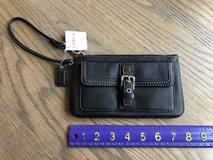 New with Tags! Black Coach Wristlet in Naperville, Illinois