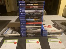 PS3/PS4 Games (excellent condition) in Spangdahlem, Germany