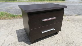 side end table /good condition 30''W X 17''D X 23''T ashley in Okinawa, Japan