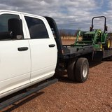 PROPERTY OR ACREAGE CLEANUP, TRACTOR WORK in Alamogordo, New Mexico